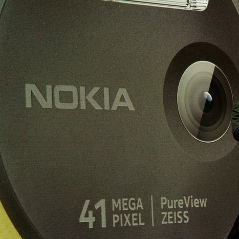 Nokia Unveils Lumia 1020 Smartphone With 41-Megapixel Camera | Cool Gadgets please | Scoop.it