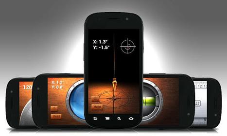 [Bricolage] iHandy Carpenter, 5 outils de contrôles et mesures dans votre smartphone (Android) | Le monde de l'outillage professionnel | Scoop.it