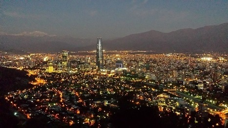 Santiago de Chile avanza en su proyecto de Smart City   Smart Cities in Spain   Scoop.it