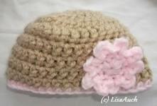 Free Crochet Patterns for Baby Beanies | Crochet Crochet Crochet.... | Scoop.it