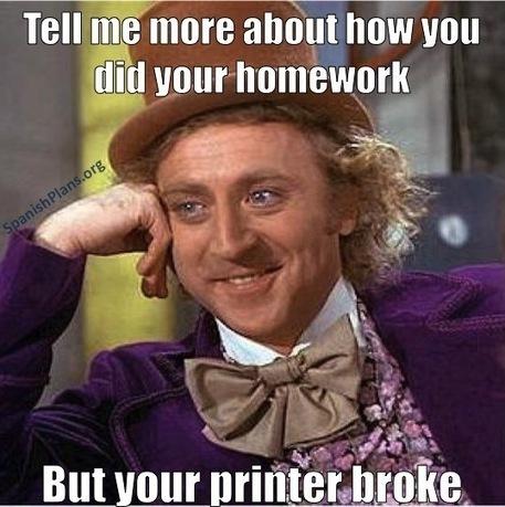 Teacher Memes 2   World Language Instruction   Scoop.it