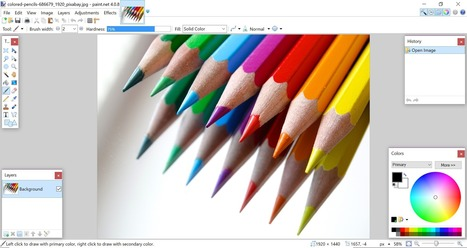 19 Free Alternatives to Photoshop | Technology | Scoop.it