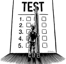 High Stakes Testing Makes Surveillance Necessary ~ National Education Policy Center ~ by Anthony Cody | :: The 4th Era :: | Scoop.it