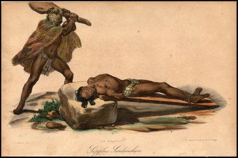 Le sacrifice humain perpétuait la hiérarchie dans les sociétés inégalitaires | Aux origines | Scoop.it