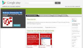 Tecnología de Información y Comunicaciones: TIC en GOOGLE PLAY | En las redes. | Scoop.it