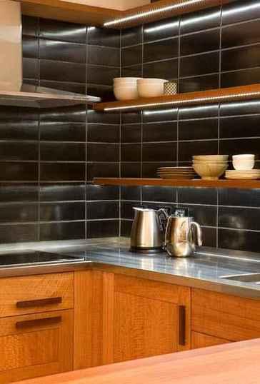 Beginner's Guide To Kitchen Splashbacks Material   Kitchen Glass Splashback   Scoop.it