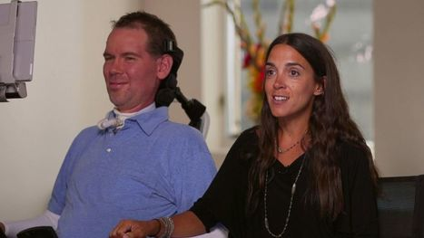Ex-NFLer Steve Gleason on ALS Battle as First-Time Dad, 'Gleason' Documentary opens Friday! | #ALS AWARENESS #LouGehrigsDisease #PARKINSONS | Scoop.it