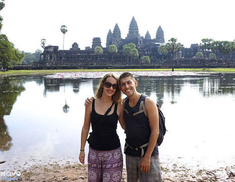 Rencontre avec Fabienne et Benoît du blog Novo Monde | Guide évasion | Guide de voyage | Scoop.it