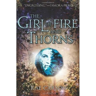 a review of The Girl of Fire and Thorns | Young Adult Novels | Scoop.it