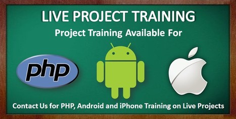 PHP, Android, iPhone Training Ahmedabad | PHP Training | Scoop.it