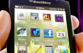 BlackBerry Makes a New Play for Business Users | Mobile Marketing | News Updates | Scoop.it
