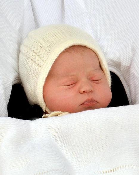Meet Princess Charlotte Elizabeth Diana. The Meaning Behind the Royal Baby Name. | Celebrity Culture and News... All things Hollywood | Scoop.it