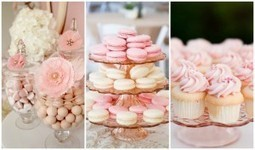 Blush Pink and Gold Wedding Inspiration - One Charming Day | Wedding Inspirations | Scoop.it