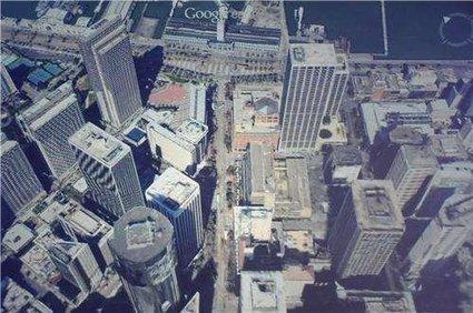 Google Earth in vogelvlucht met nieuwe 3D-laag | ZDNet.be | Mechanica - Elektriciteit | Scoop.it