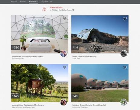 Airbnb, 4e site de voyage préféré des Français | E-buzz | Scoop.it