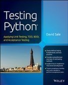 Testing Python - PDF Free Download - Fox eBook | security | Scoop.it