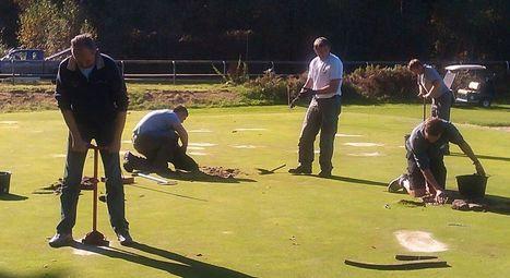 Des vandales ont saccagé les deux terrains de golf bruxellois - RTBF Regions | Nouvelles du golf | Scoop.it
