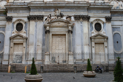Naples : Procès d'un incroyable détournement de livres rares | BiblioLivre | Scoop.it
