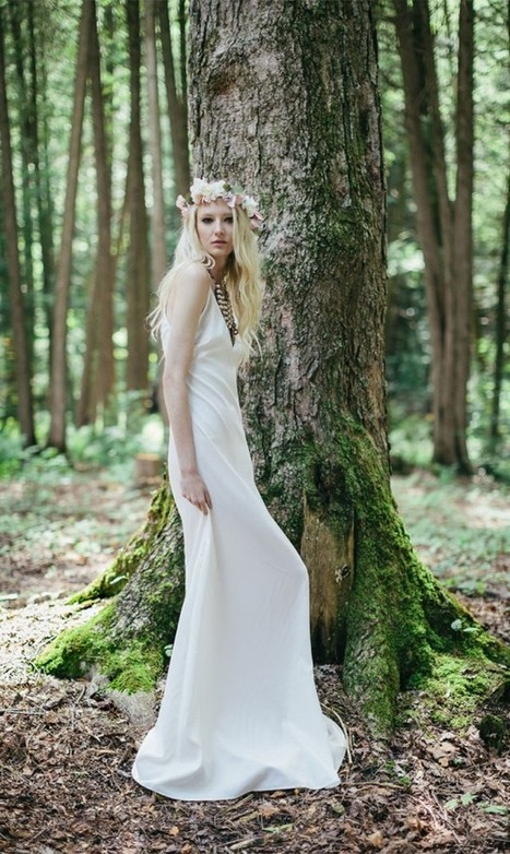 Wild Rose By & For Love 2015 Wedding Dresses   Weddingbells   fashion   Scoop.it