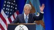 New Defense Secretary Hagel to Finish Obama's Gutting of US Military | News You Can Use - NO PINKSLIME | Scoop.it