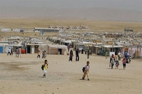 El número de niños sirios refugiados alcanza el millón, según la ONU | Derechos Humanos y Jurisdicción Universal | Scoop.it