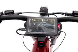 Qoros eBiqe Concept electric bicycle can hit 40mph with a 75 mile range - Pocket-lint   Ecoloisirs   Scoop.it
