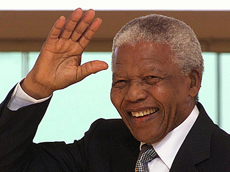 South African President Zuma on Nelson Mandela: 'Our people have lost a father' | this week in the world | Scoop.it