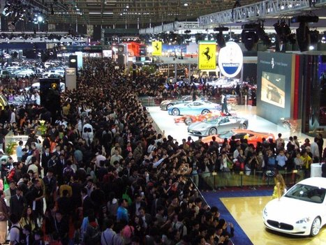 The World's Greatest Upcoming Auto Shows | Business Video Directory | Scoop.it