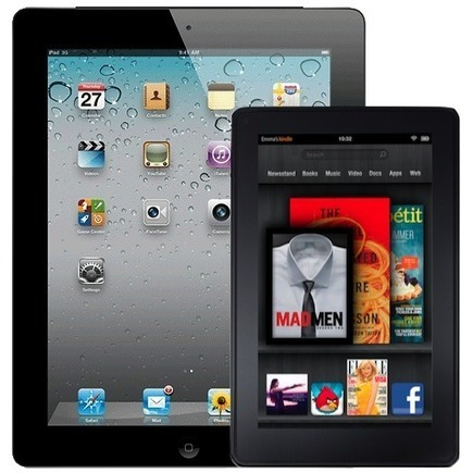 De l'Ipad au Kindle: l'écosystème des tablettes par Jean-Michel Huet   LdS Innovation   Scoop.it