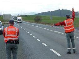 La Policía Foral se suma a una campaña de la DGT de control de drogas a conductores | Tus Multas | Scoop.it