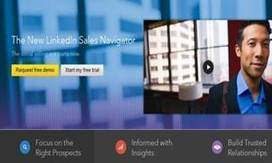 LinkedIn's new Sales Navigator could make it the ultimate lead generation platform - The Hub | For All Linkedin Lovers | Scoop.it