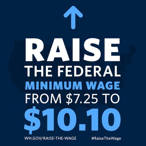 Raise the Wage | Rachel Sigrist - Gov | Scoop.it