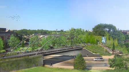 The 606: Converted Chicago railway line becomes park in the sky | Sustainable Futures | Scoop.it