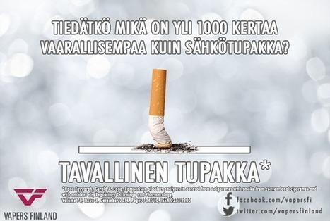 Vapers Finland on Twitter | Sähkötupakka | Scoop.it