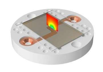 Second quantum revolution a reality with chip-based atomic physics | iScience Teacher | Scoop.it
