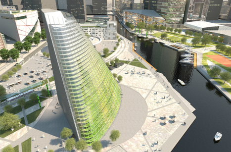Vertical FARMS To Sprout Up In Cities | URBANmedias | Scoop.it