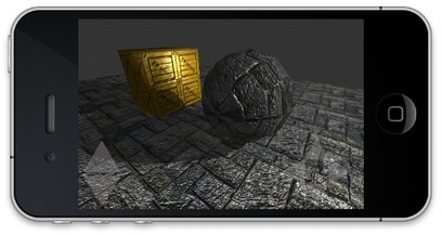 Collection of  iOS openGL Tutorials | PandaLit | Scoop.it