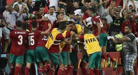 Twitter / Unitedheart_Wac: Maroc 3/1 Croitia ... Bravo ... | Meriem otman | Scoop.it