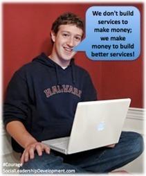 Why We Desperately Need More CEOs Like Zuckerberg | Leadership Principles | Mediocre Me | Scoop.it