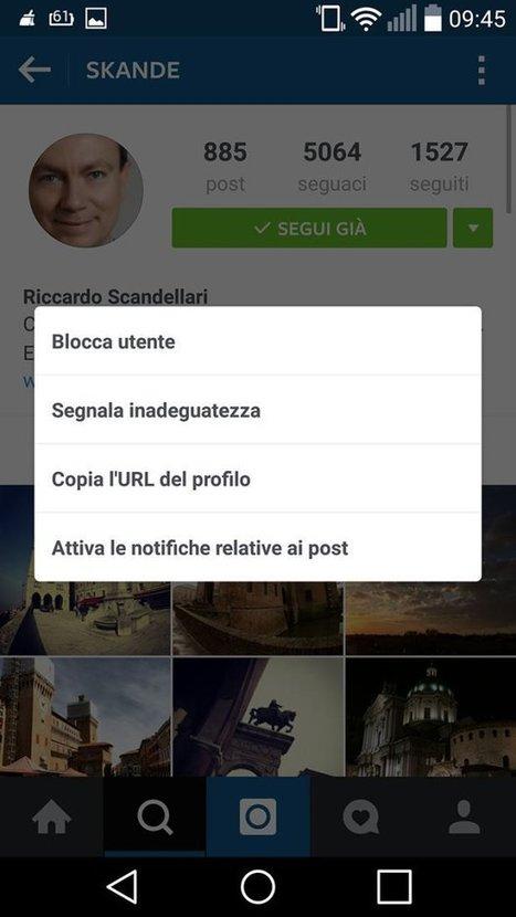Instagram per Android sempre più ricco: arrivano Color e Fade | SocialMediaLife | Scoop.it