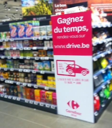 Visite du nouveau concept Carrefour | Nouveaux territoires du marketing | Scoop.it
