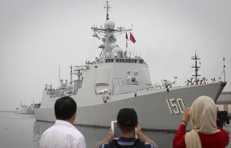 Iran and China deepen a 'blue water' friendship - Washington Post (blog) | NGOs in Human Rights, Peace and Development | Scoop.it