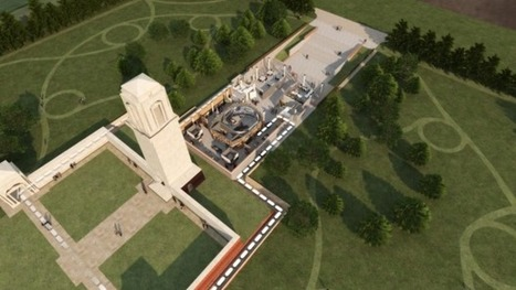 Australia unveils plans for new Anzac memorial in France   FrenchNewsOnline-World War Memorial   Scoop.it