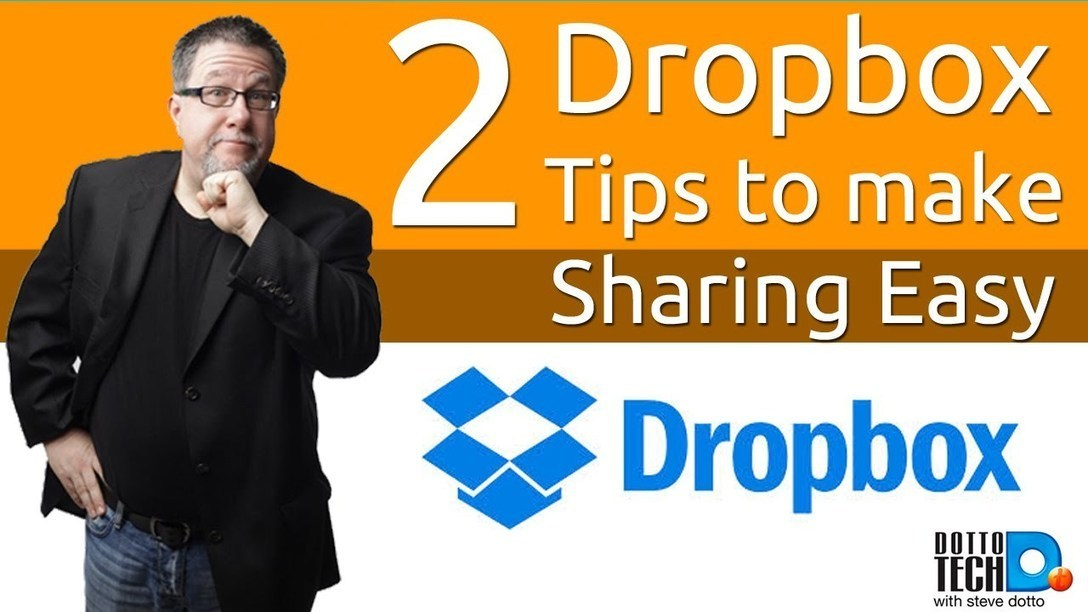 [Video] Two Dropbox tips to make sharing easier