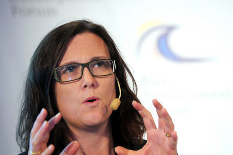 ":: Novopress.info – Agence de presse indépendante | Cecilia Malmström: la ""madame plus"" de l'immigration | Sycie | Scoop.it"
