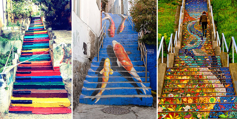 17 Of The Most Beautiful Steps Around The World | Archief | Scoop.it