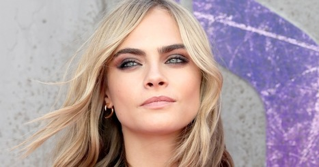 19 Back Of The Neck Tattoos That Will Inspire You To Channel Cara Delevingne — PHOTOS | Tattoos & Body Art | Scoop.it