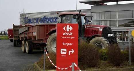 Crise agricole: les distributeurs appelés à la rescousse - Les Echos | Le Fil @gricole | Scoop.it
