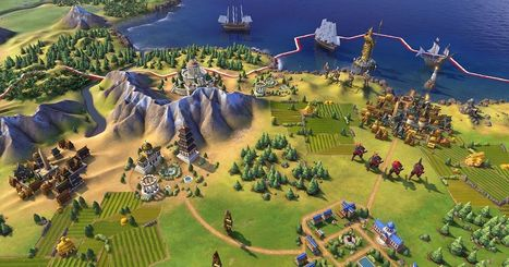 'CivilizationEDU' takes the strategy franchise to school | Digital TSL | Scoop.it