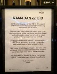 Denmark: Cinema warns against noisy Muslims | EuropeNews | ciberpocket | Scoop.it